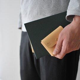 IL BISONTE|フラップタイプレザーカードケース 名刺入れ・5432404193 イルビゾンテ