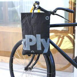 PUEBCO|RECYCLED TAPE TOTE BAG(Small)