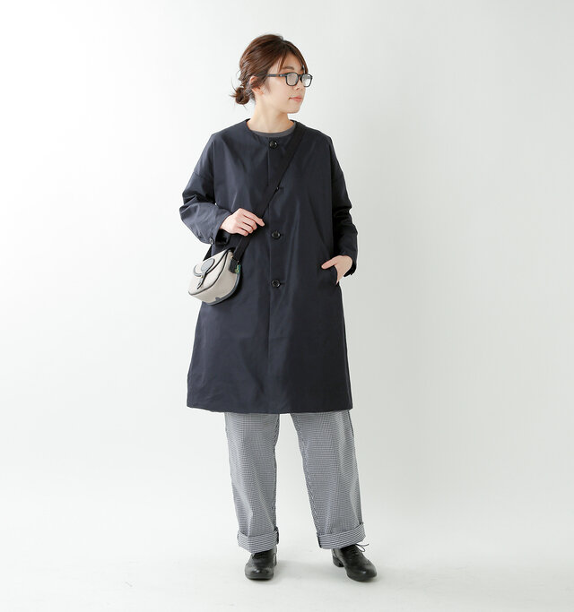 model hikari:165cm / 48kg color : black / size : 0(XS)