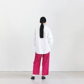yuni|キュプラ/コットン製品染め Pettiパンツ
