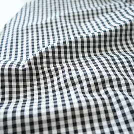 DANTON|バンドカラー スタンドカラー 長袖 ポケット付 シャツ ストライプ ギンガムチェック JD-3606TRD ダントン