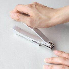 ヨシタ手工業デザイン室|ツメキリ Griff  回転刃タイプ / 爪ヤスリ付き