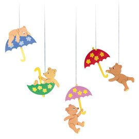 FLENSTED MOBILES | Hugging Bears
