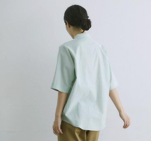 Cion|コットンハーフスリーブシャツ・19-02212