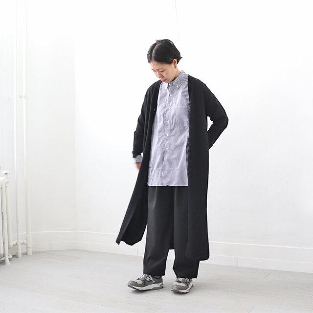 ブラック / 2 着用、モデル身長:160cm