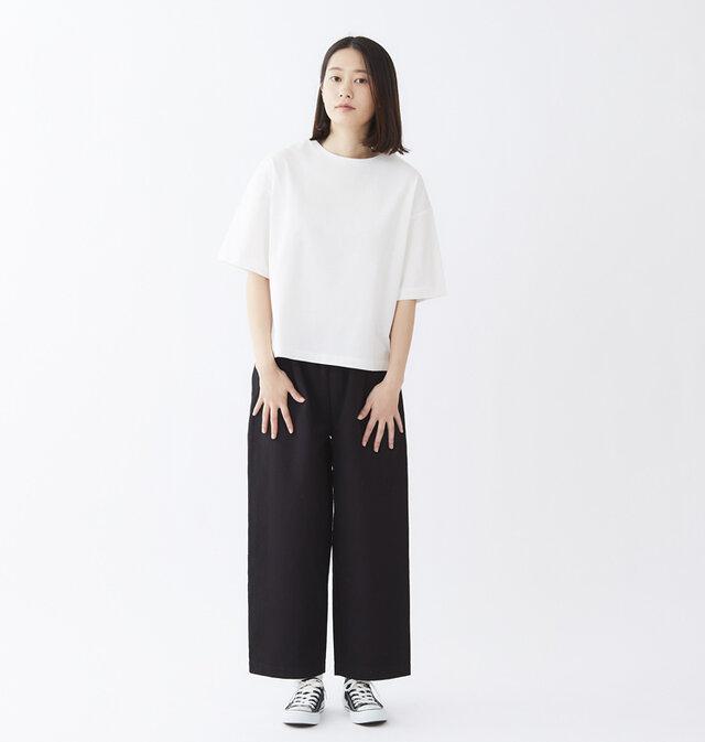 color:ホワイト model:168cm