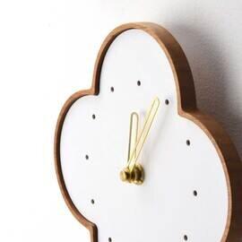YARN 四葉の壁掛時計M