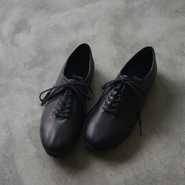 Mochi  leather sneakers (black)