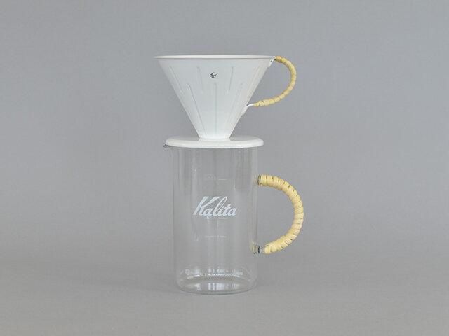 家族分や来客時など、たくさんのコーヒーを淹れられる方はこちらのサイズがおすすめです。