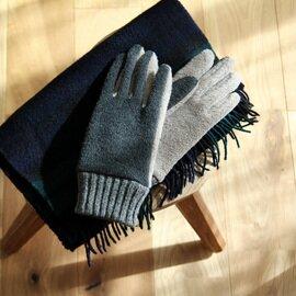 tet.|Fleece(フリース)グローブ/手袋