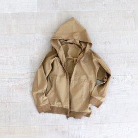 maillot|mature Rub Cotton Zip Parka ラヴコットンジップパーカ MAO-19158