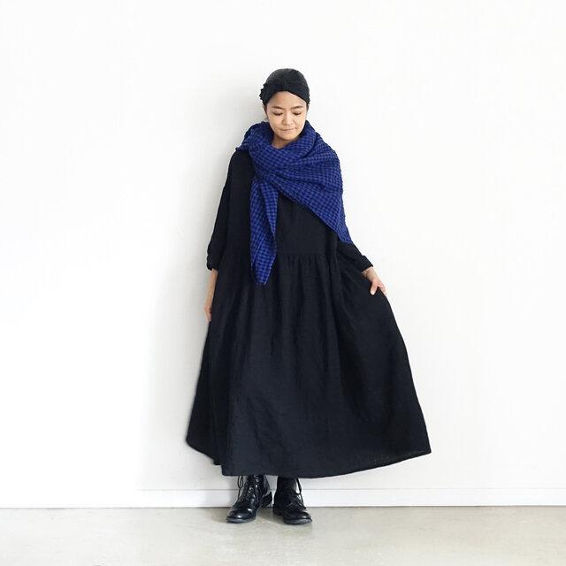 Royal Blue × Black 着用