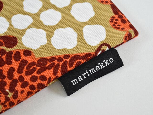 marimekko 【メール便対応】KAKSOSET ポーチ
