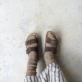 Loiter|Linen Pattern Socks