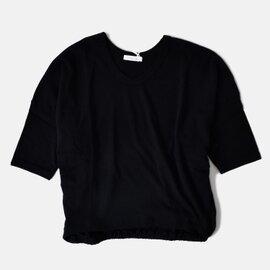 TANG|グランコットプレーティング天竺ワイドプルオーバー 1615005