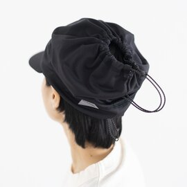and wander|soft shell cap