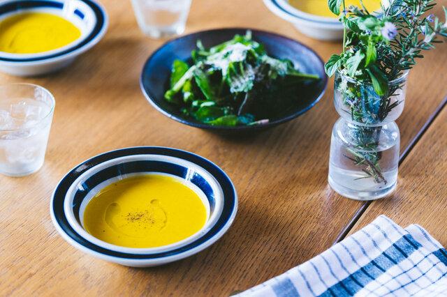 Arabia|Anemone スープボウル