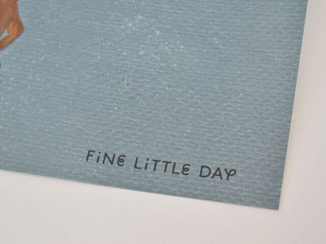 Fine Little Day|ポスター SWIMMERS