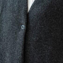 TUTIE.|ユーロプレミアムジャージミラノボトルネックコート