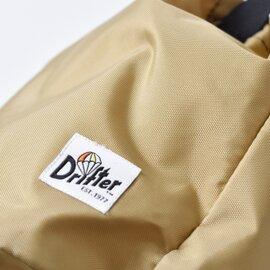 DRIFTER|420デニールパッククロスナイロンドローストリングポーチショルダーバッグ dfv1200-yh