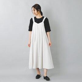 susuri|コットンマーシーキャミソールワンピース 20-209