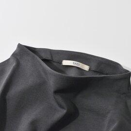 NARU|aranciato別注デラヴェジャージープルオーバー長袖カットソー 642230-fn