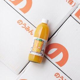のうみん|【12本入ケース】 蜜柑ジュース
