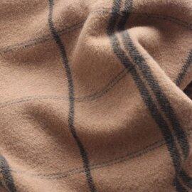 loomer|Baby Camel Fleece Stole(ストール)