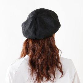 ORCIVAL|ラフィアライクベレー帽 rc-7126rlp-hm