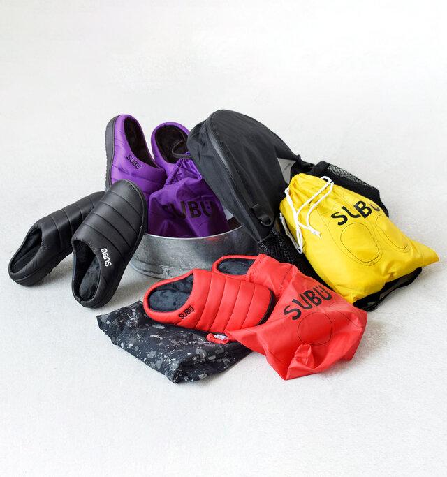 近所へのお出かけや、リラックスした空間での室内履き。 キャンプ時の移動用サンダルなど…様々な冬のライフスタイルに合わせて使用できます。 カラーは全4色ご用意しております。