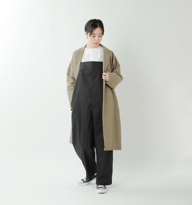 model saku:163cm / 43kg  color : black / size : M