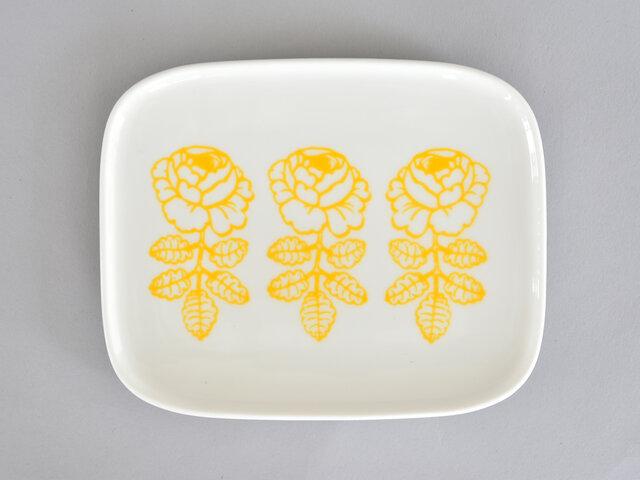 どこかレトロ感漂う温かみのある色味で、食卓をパッと明るく彩ります。