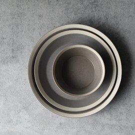 木村硝子店 × イイホシユミコ | dishes 200 plate / matte