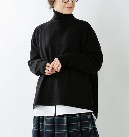 heavenly|aranciato別注 ウールミックスニットタートルネックプルオーバー 959402-ms