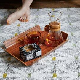 スミノエ 洗えるラグ フィルメ〈床暖対応〉