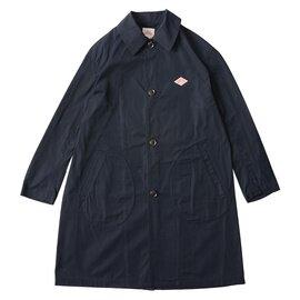 DANTON DOUBLE CLOTH COAT ダブルクロスステンカラーコート・JD-8912PDF・JD-916PDF ダントン