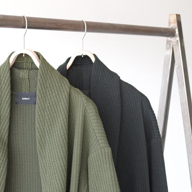 左より、【khaki】と【black】の2色をご用意しました。