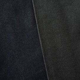 SETTO|WIDE TUCK TROUSERS ワイドシルエットタックトラウザーパンツデニム・CTX-006・CTX-006B セット