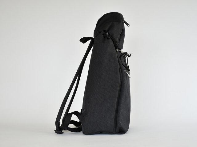 小旅行ならこのバッグひとつで大丈夫◎着替えも化粧品もしっかり入ります。