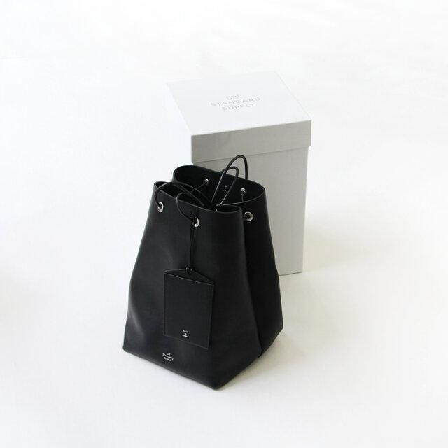 こちらも専用の収納袋にシンプルな箱に入れてお届け。 形に合わせたお箱ですので、使わないときも大切に保管することができます。
