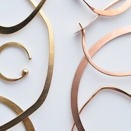 Melissa Joy Manning|Hugger Earrings