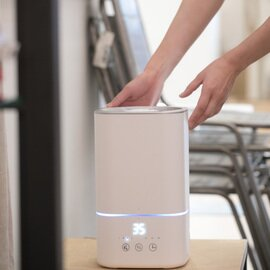 KISHIMA Green Tea Lab Mist 4S 超音波加湿器