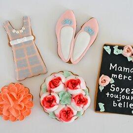 Bouquet|母の日 アイシングクッキー