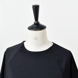 Graphpaper コットンファインスムース ラグランショートレングスTシャツ gl211-70205-rf