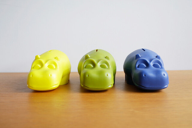 MK Tresmer│mina perhonen × haluta HIPPO Money Box