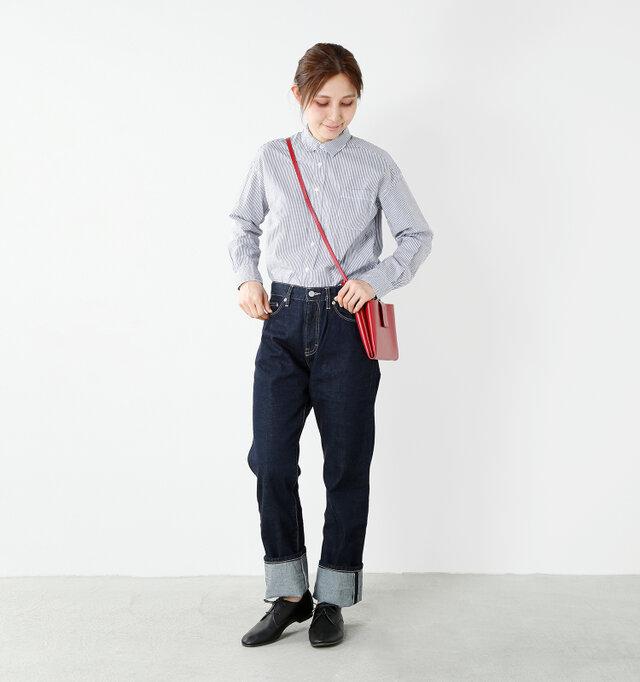 model yama:167cm / 49kg color : black / size : 24cm