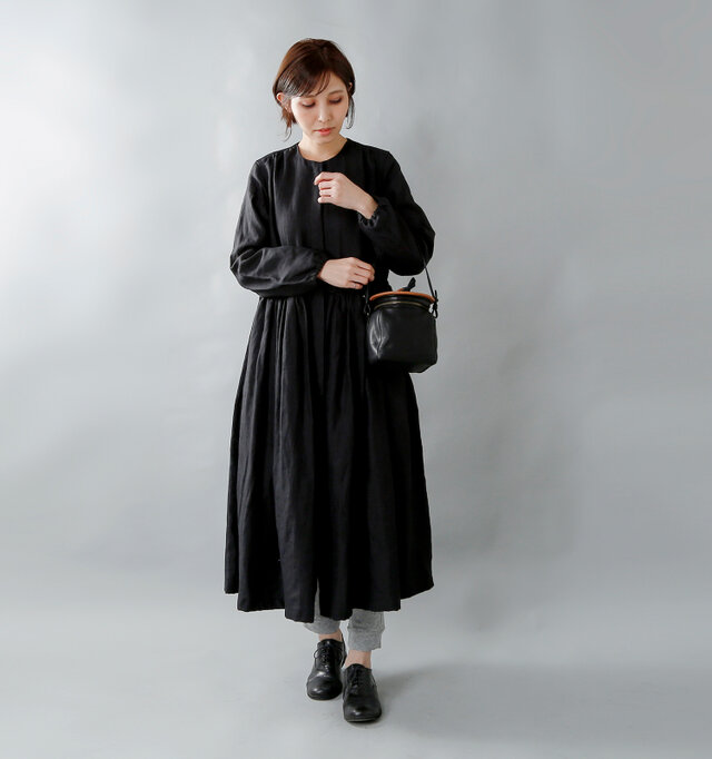 model:167cm / 49kg color : black / size : one