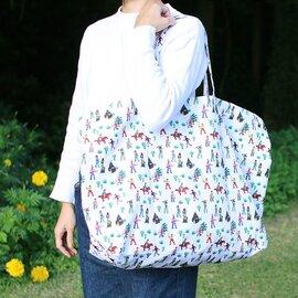 Nathalie Lete|Pocketable Eco Bag