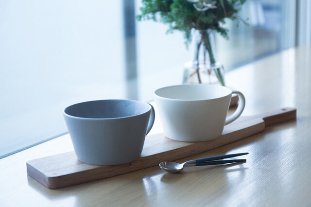 SAKUZAN|SUU別注 スープカップ2個セット