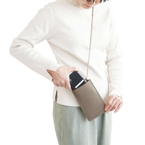 "STANDARD SUPPLY|グレイス フォンショルダー ""GRACE"" PHONE SHOULDER"